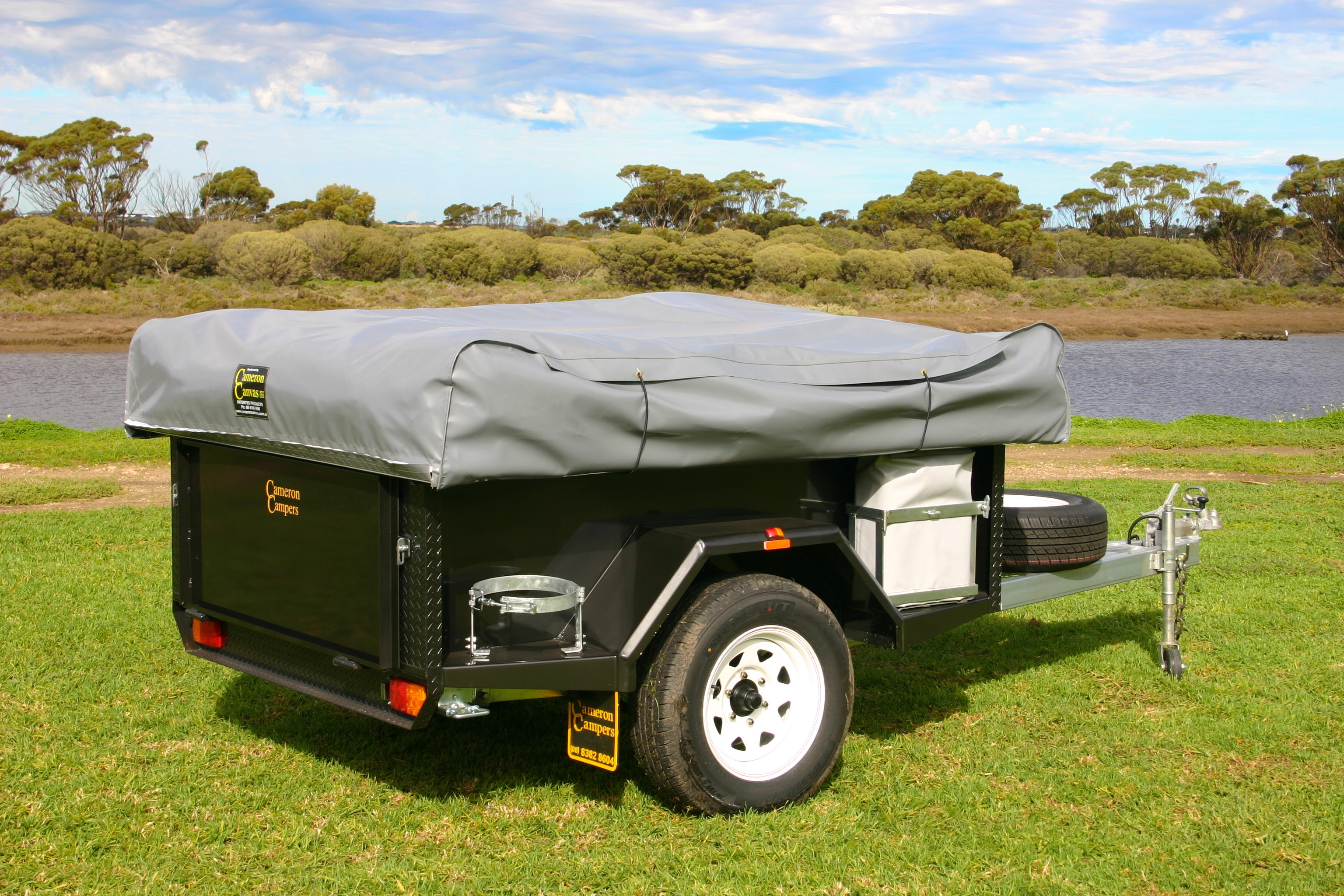 Variations of Camper Trailers