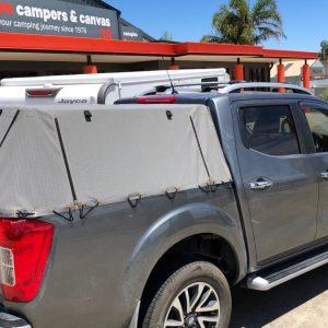 Vehicle Canopies